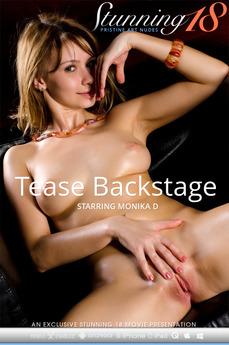 Tease Backstage