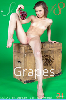 Stunning18 - Pamela D - Grapes by Antonio Clemens
