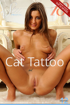 Stunning18 - Melena A - Cat Tattoo by Antonio Clemens