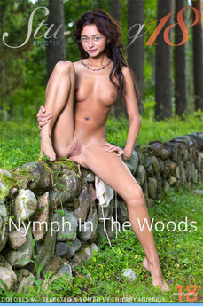 Nymph In The Woods