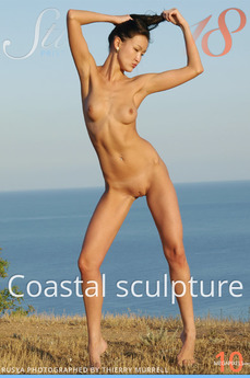 Stunning18 - Rusya - Coastal sculpture by Thierry Murrell