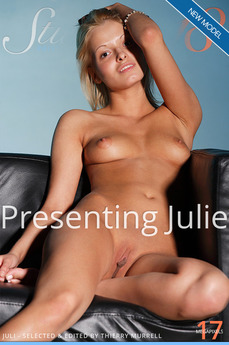 Stunning18 - Julie - Presenting Julie by Antonio Clemens