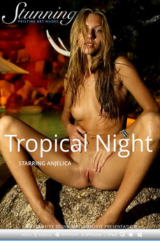 Stunning 18 Tropical Night Anjelica