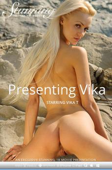 Stunning 18 Presenting Vika Vika T