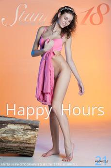 Stunning18 - Anita H - Happy Hours by Antonio Clemens