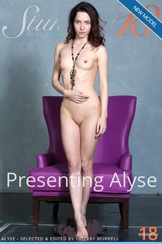 Presenting Alyse