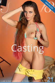 Stunning18 - Clare H - Casting by Antonio Clemens