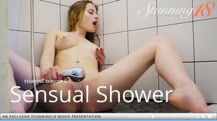 Sensual Shower