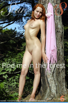Stunning18 - Nora F - Find me in the forest by Thierry Murrell