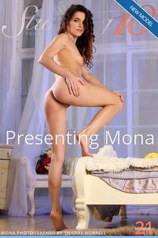 Stunning18 - Mona - Presenting Mona by Antonio Clemens