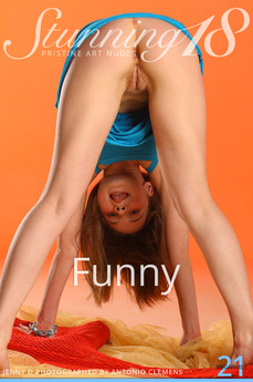 Stunning18 - Jenny D - Funny by Antonio Clemens