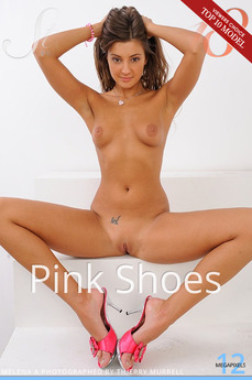 Stunning18 - Melena A - Pink Shoes by Antonio Clemens