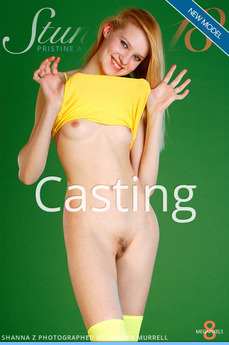 Stunning18 - Shanna Z - Casting by Antonio Clemens