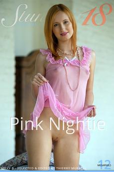 Stunning18 - Nikky B - Pink Nightie by Antonio Clemens