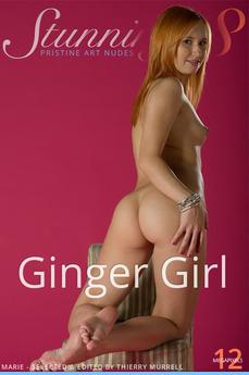 Stunning18 - Nikky B - Ginger Girl by Antonio Clemens