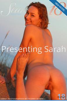 Presenting Sarah