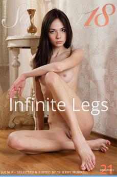 Stunning18 - Julia P - Infinite Legs by Antonio Clemens
