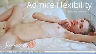 Admire Flexibility