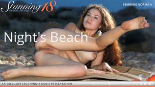 Stunning 18 Night's Beach Norma A