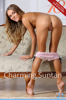 Charming Suntan