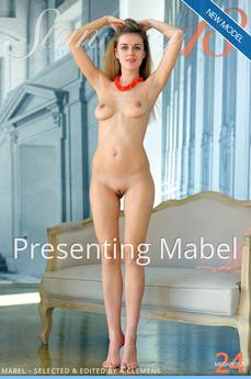 Presenting Mabel