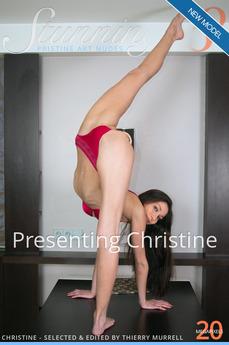 Presenting Christine